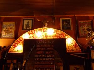 Big Nose Kate's Saloon, Tombstone, AZ