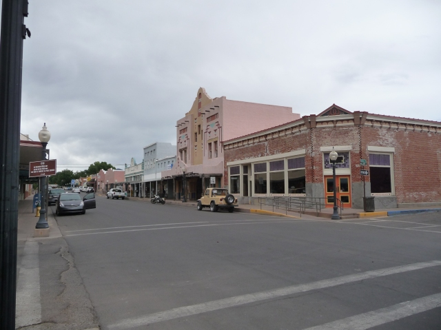 Street View - Historic Silver City