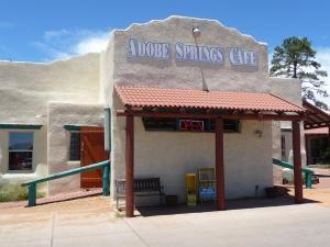 Adobe Springs Cafe, Silver City, NM