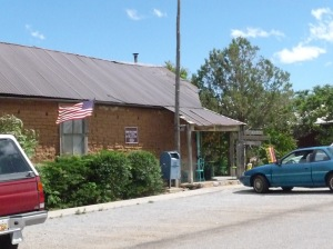 Ice Cream Shop/Post Office - Historic Building