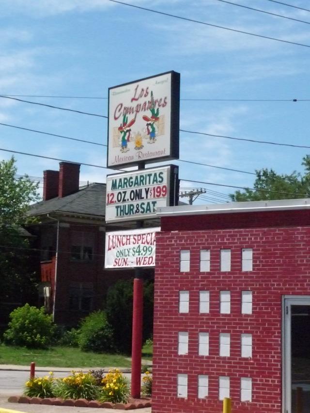 Los Compadres, Ashtabula, Ohio
