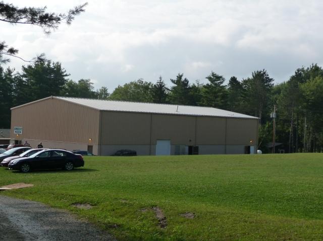 Gym/Rec Hall