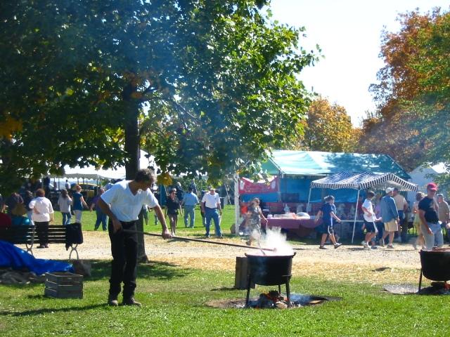 Apple Butter Festiva, Burton, Ohio