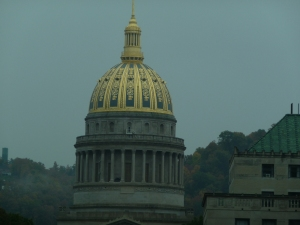 Capital Dome - Charleston WV