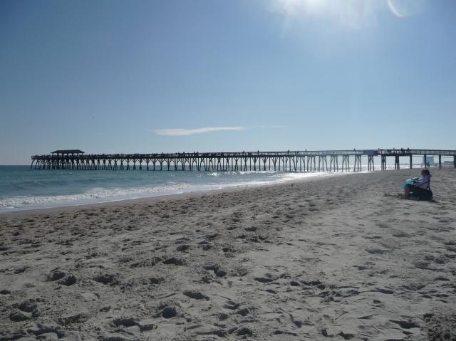 Ahhhhh, sun, sand, water