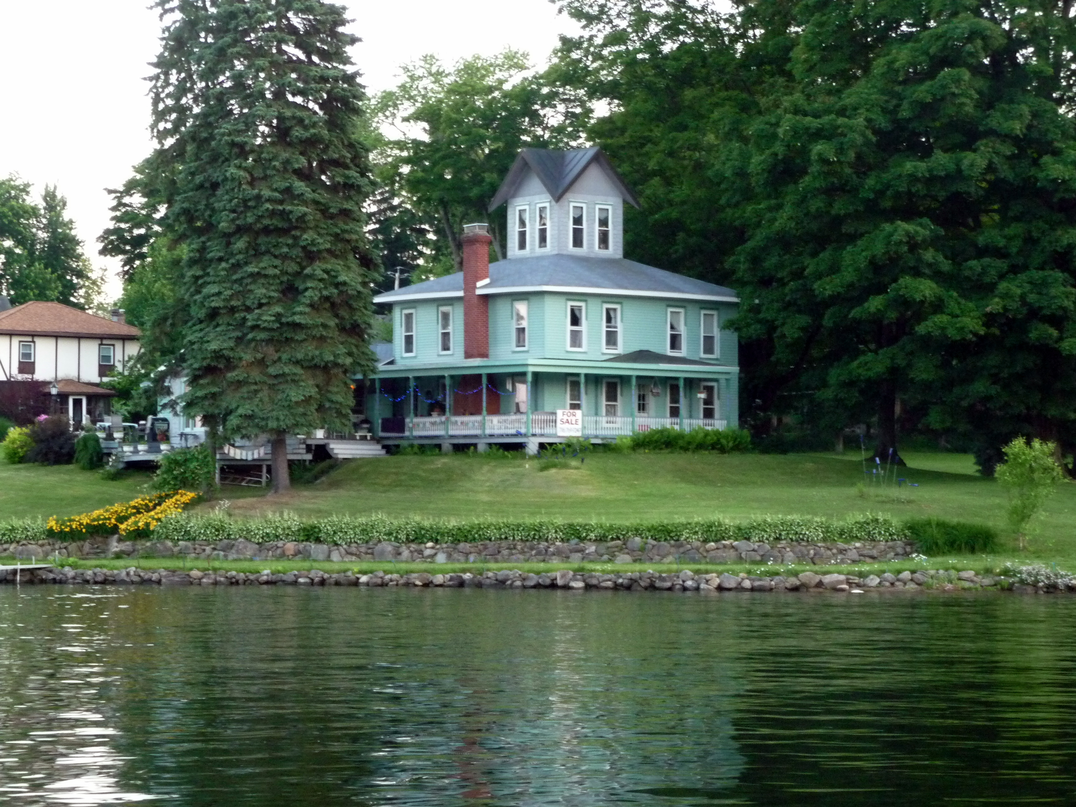 Findley lake ny north coast muse for Lakeside home
