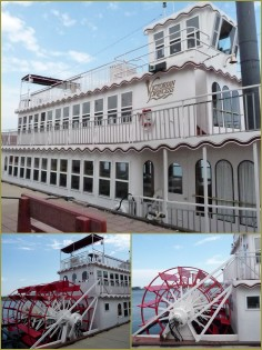 Victorian Princess tour boat