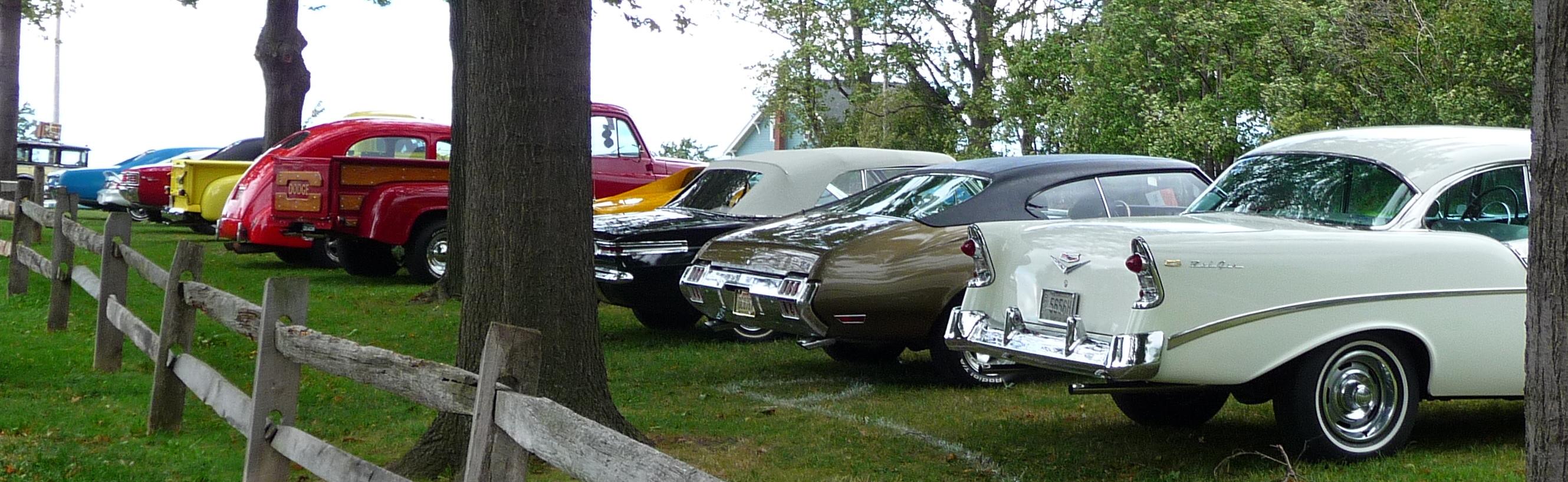 Pretty Old Cars | North Coast Muse