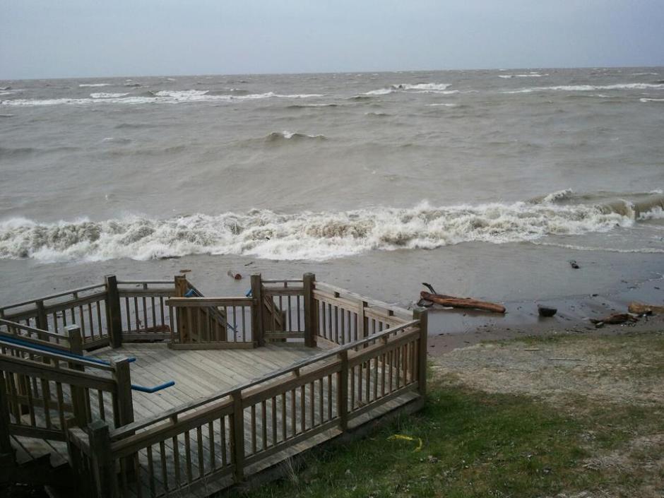 angry lake erie 2