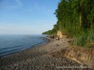 Mentor Lagoons shoreline, Mentor, Ohio