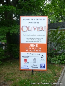 Oliver! at Rabbit Run Theater, Madison, Ohio