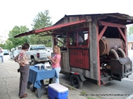 BBQ Food Truck in Nelsonville, Ohio