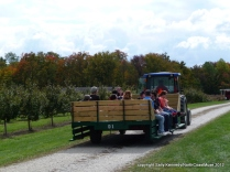 Apple Festival at Patterson Fruit Farm, Chesterland, Ohio