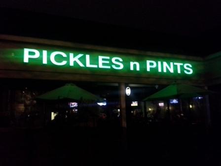Beal's PIckles N Pints